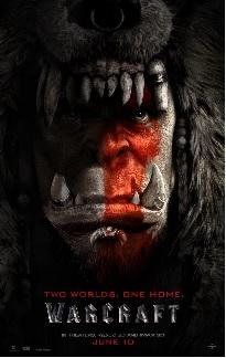 Warcraft Durotan Poster