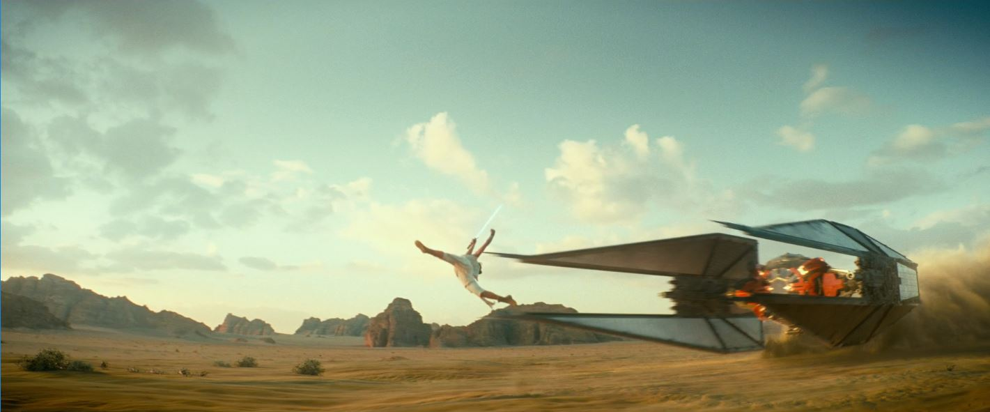 rise of skywalker trailer download